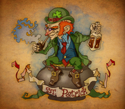 St Patrick's Irish Twist