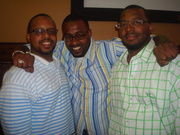 The neal Brothers, Criss, Damion, and Jeff