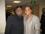 Bishop Paul S. Morton and  Nicole