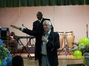 Mayor Bill Finch @ My Church Anniversary 2009