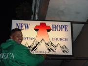 Pastor in Italy
