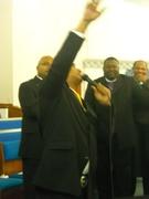 Apostle Darell Yancey