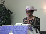Lady Elect Jaqueline Myers
