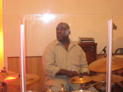 My brother Elvin rocking