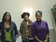 Daughters of Pastor singing