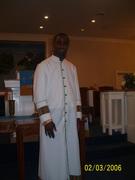 Reverend Eric Jadolyn Goode