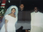 Married by my pastor back home R.A. Vernon