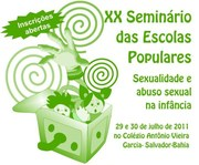 XX SEMINÁRIO DAS ESCOLAS POPULARES