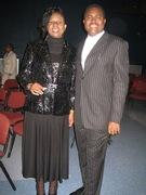 BISHOP FRANK & DR PHILOMENA