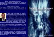 PROPHETIC LEGITIMACY- TEACHING CD SERIES- BY JEREMY LOPEZ
