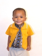 My son, Joshua