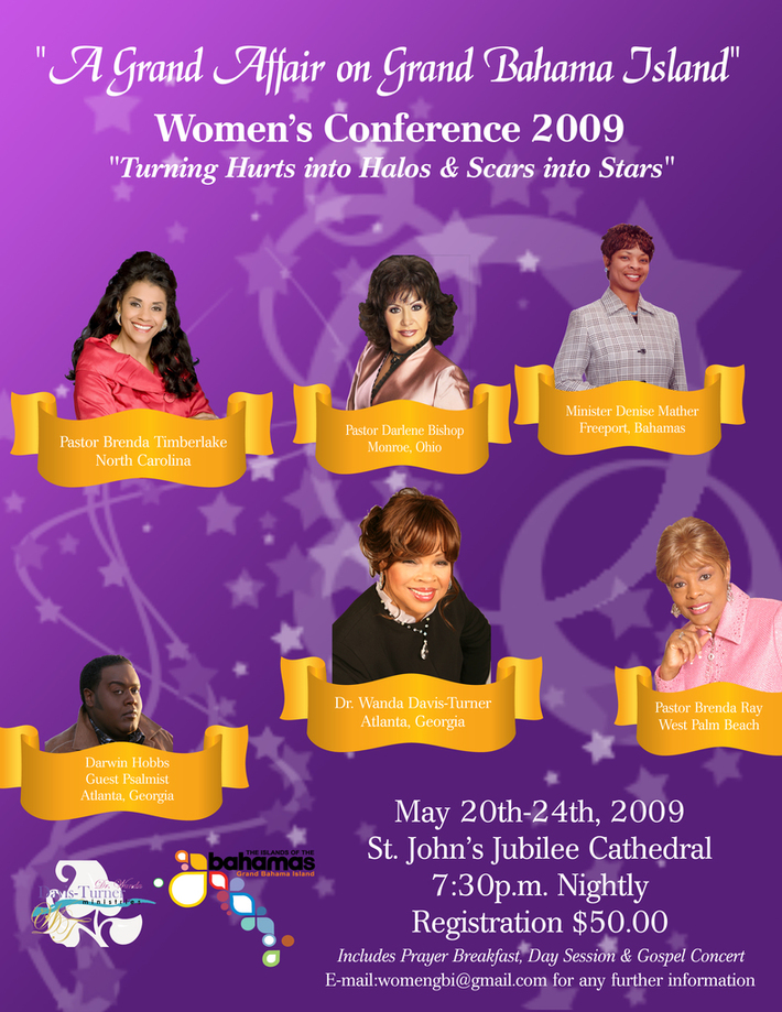 Women's Conference 2009