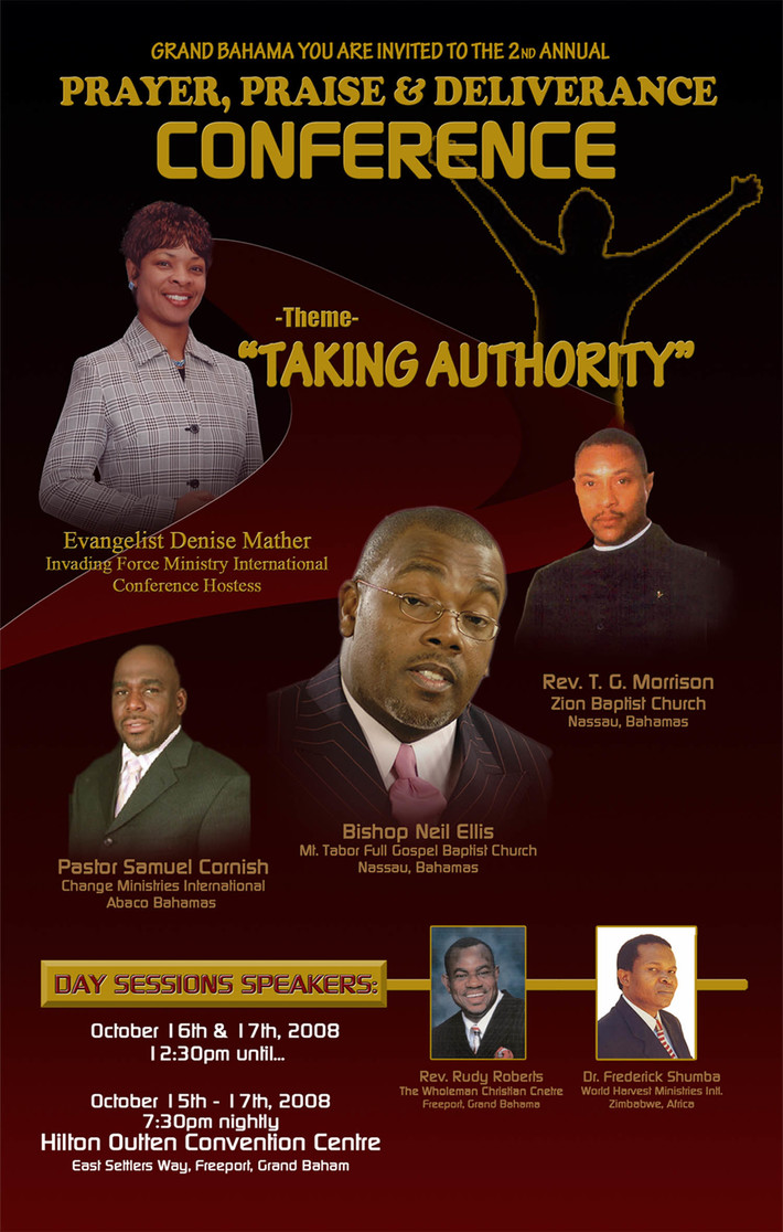 2nd Annual Prayer Praise and Deliverance  2008