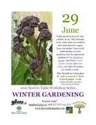 Winter Gardening Workshop