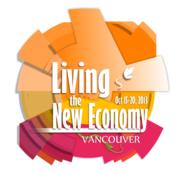 *Living the New Economy - Vancouver 2013