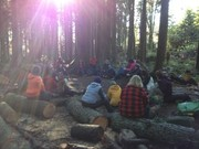 Forest Skills Weekend