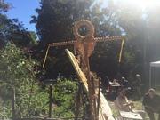 *Aberthau Permaculture/Eco Art Garden Open House