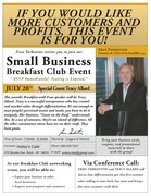 Free Small Business Networking Event