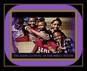 KIDS ON FIRE 4 DA WORD OF GOD