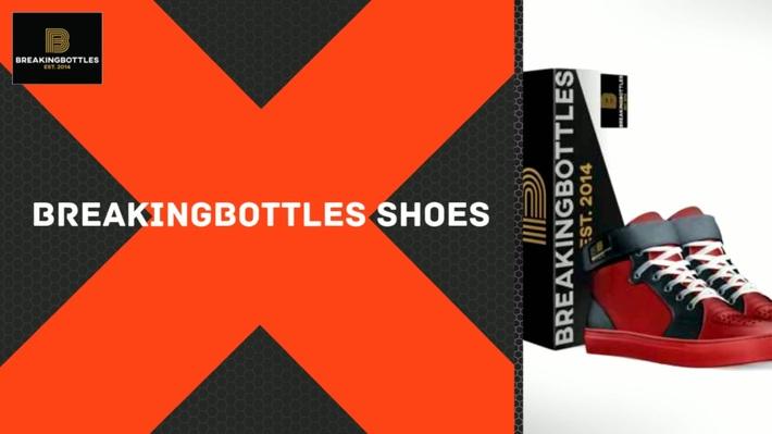 BreakingBottles Shoes