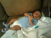 BABY WILLIE JR 1ST GREAT GRAND CHILD