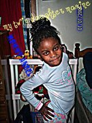 Maxine II 8TH YOUNGEST GRAND CHILD DEAVONTE TWINN SISTER