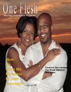 One Flesh Magazine cover1