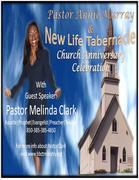 New Life church Anniversary Pastor Murray