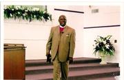 Bishop Preaching
