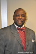 Apostle Dr Willard L Smith at TV Studio