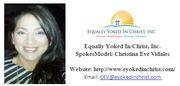 E.Y.I.C. SPOKES MODEL - CHRISTINA VIDALES