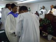 EVANGELIST SHERARD DANCING