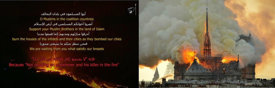 Islams war on Europe