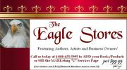 ADD your Products to our 3 online EAGLEstores - call 1-888-435-5995
