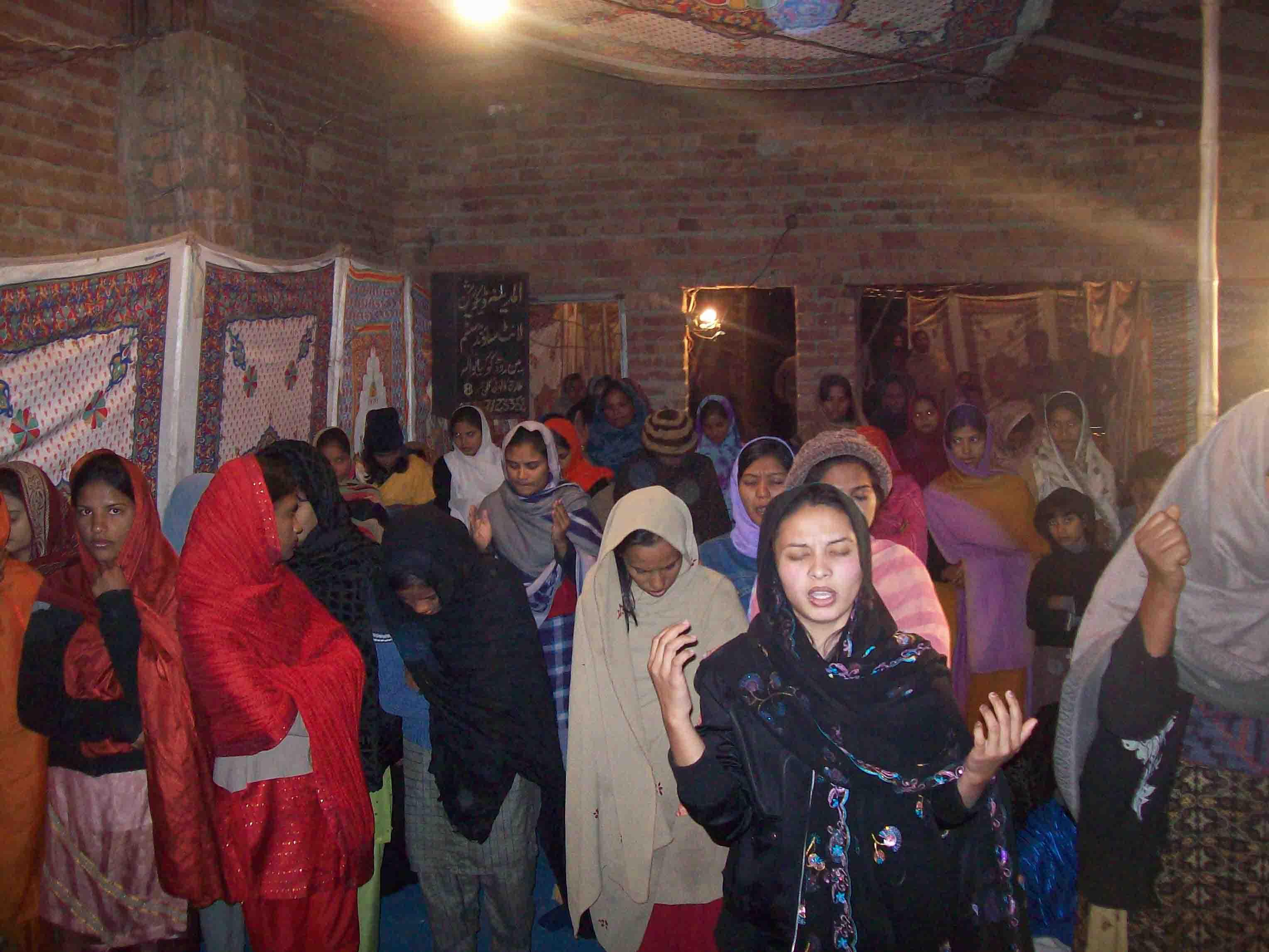Evangelism In New Judgewala Pictures