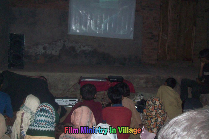Film Ministry in Rural Area's