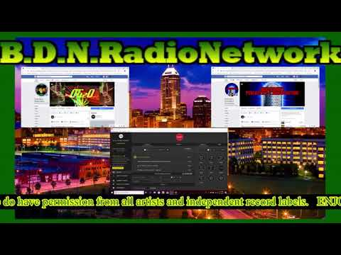 B.D.N.RadioNetwork EPSD #8 THE END GAME IS ALL ABOUT THE BENJAMINS