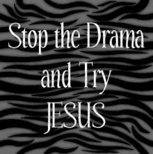 No more Drama......