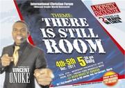 A PROPHETIC ENCOUNTER, PORT HARCOURT, NIGERIA.
