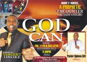 A PROPHETIC ENCOUNTER, OYIGBO, RIVERS STATE
