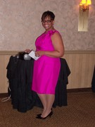 Co-Founder/Co-Pastor & Chairperson Adrianne Robinson at The SOPWC