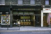 """The Egg Shop"" Green Lanes  c1965"
