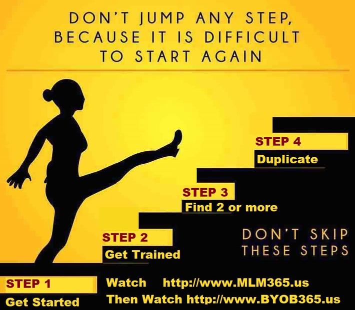 Don't Skip Any Steps