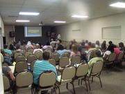 Pastor Allen motivational speaking