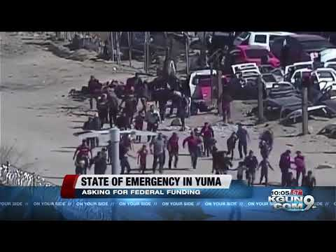 State of Emergency in Yuma