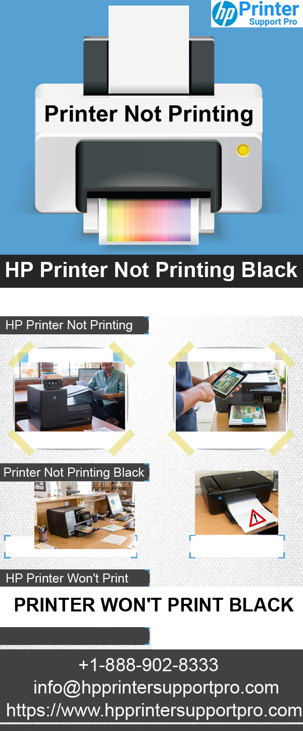 Learn methods to conquer HP Printer Not printing issue