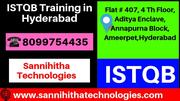 Istqb Certification Training in Hyderabad