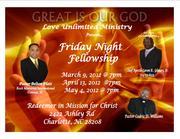 Friday Night Fellowship
