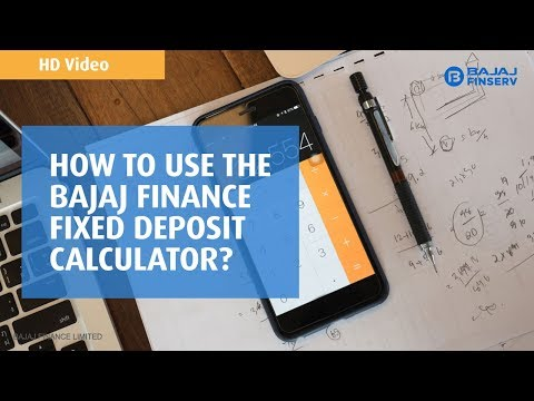 How to Calculate FD Interest with Fixed Deposit Calculator
