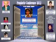 Prophetic Conference and Ordination 2012